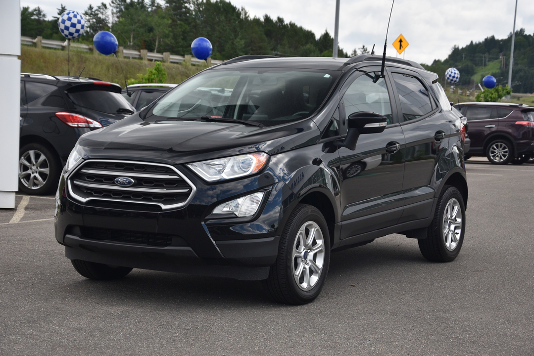 2018 Ford EcoSport  - Alliance Ford
