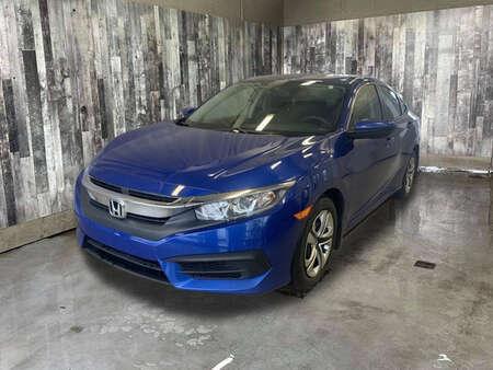 2018 Honda Civic Sedan LX for Sale  - C3391B  - Alliance Ford