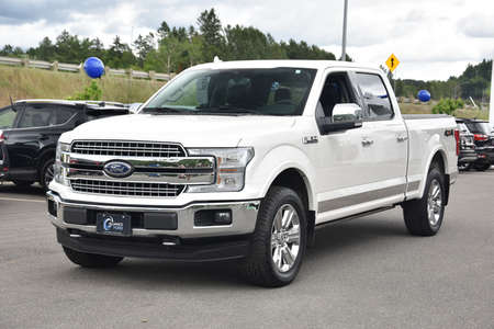 2018 Ford F-150 Lariat 4WD SuperCrew for Sale  - C3290  - Alliance Ford