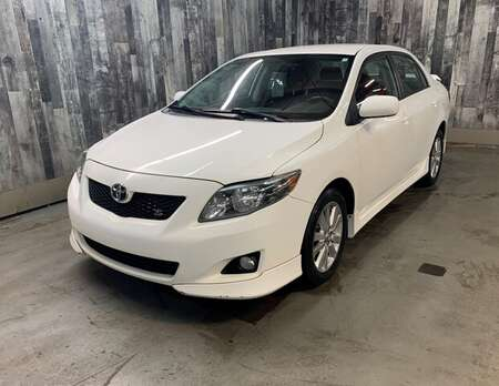 2010 Toyota Corolla S for Sale  - C3415  - Alliance Ford