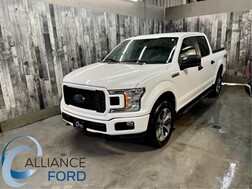 2019 Ford F-150 XL 4WD SuperCrew  - 21229A  - Alliance Ford