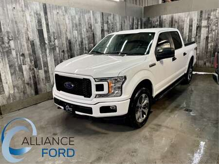 2019 Ford F-150 XL 4WD SuperCrew for Sale  - 21229A  - Alliance Ford