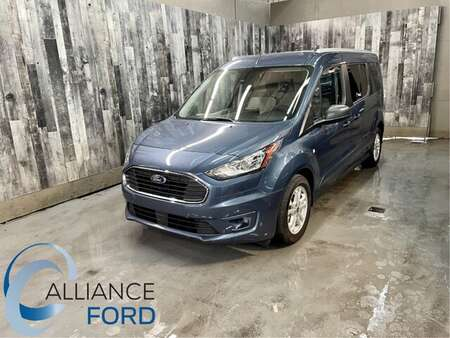 2021 Ford Transit Connect Wagon XLT for Sale  - 21176  - Alliance Ford