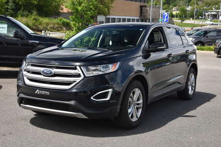 2017 Ford Edge SEL AWD for Sale  - C3292A  - Alliance Ford