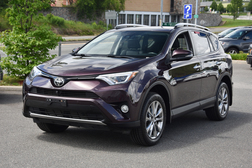 2016 Toyota Rav4 Limited AWD  - C3231  - Alliance Ford