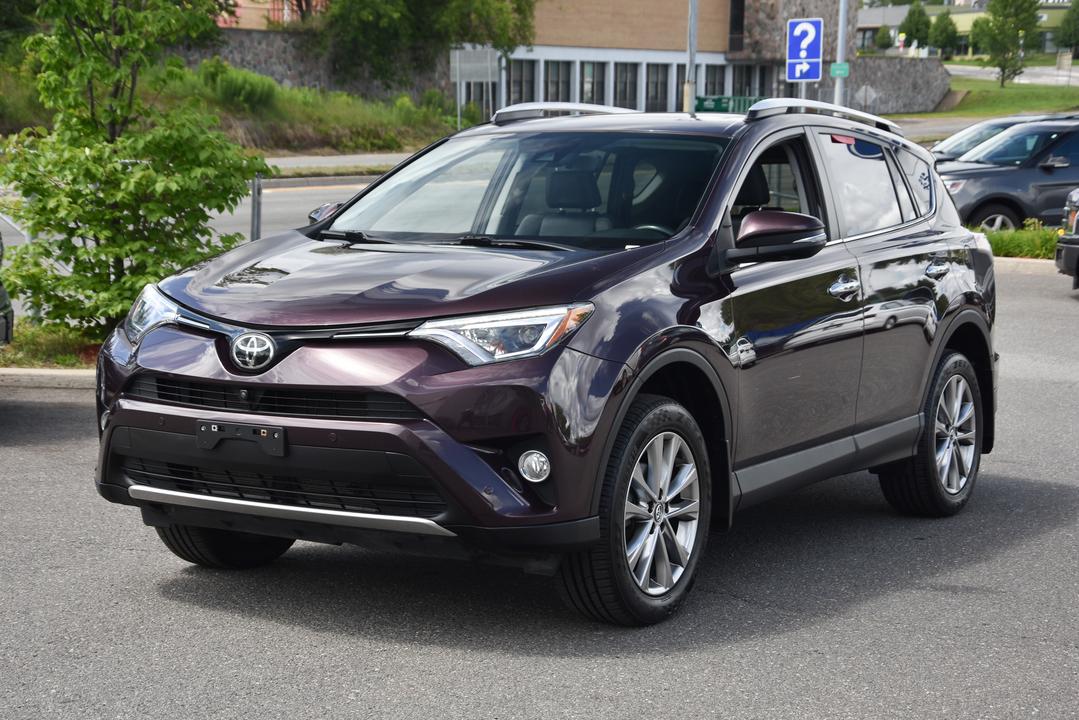 2016 Toyota Rav4  - Alliance Ford