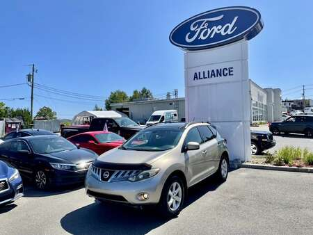 2009 Nissan Murano SL for Sale  - 21015A  - Alliance Ford