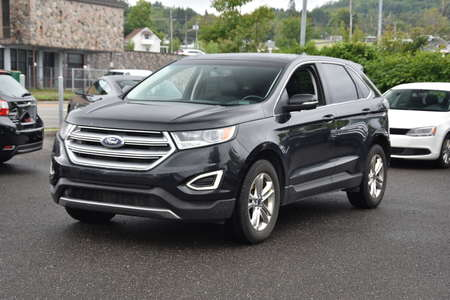2015 Ford Edge SEL AWD for Sale  - 19133A  - Alliance Ford