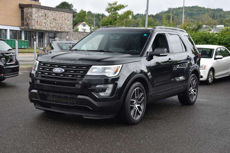 2017 Ford Explorer Sport 4WD for Sale  - C3324A  - Alliance Ford