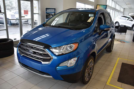 2019 Ford EcoSport Titanium 4WD CUIR TOIT NAVIGATION for Sale  - ST-19258  - Alliance Ford