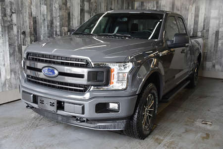 2020 Ford F-150 4WD SuperCab for Sale  - ST-20059  - Alliance Ford