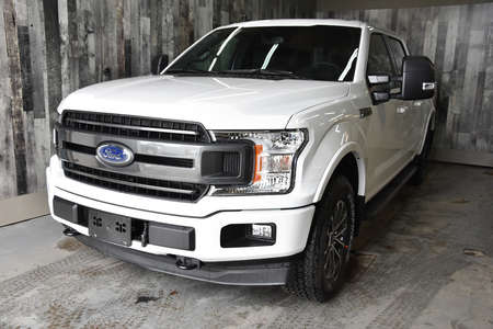 2020 Ford F-150 XLT 4WD for Sale  - ST-20093  - Alliance Ford