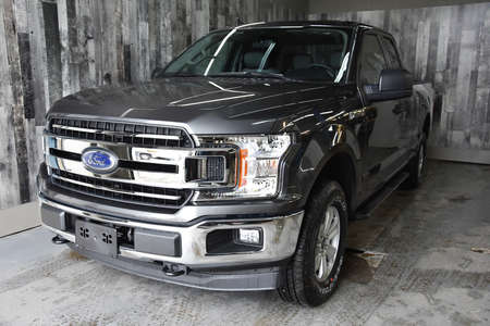 2020 Ford F-150 XLT 4WD for Sale  - ST-20132  - Alliance Ford
