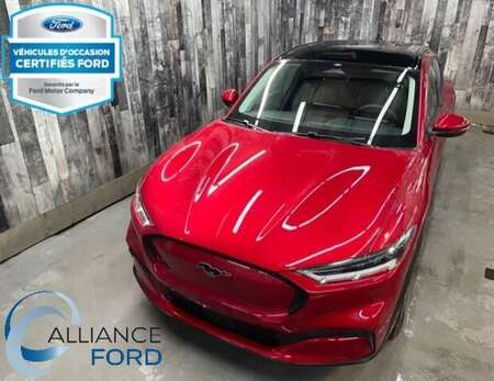 2021 Ford MUSTANG MACH-E Select for Sale  - 21070  - Alliance Ford