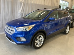 2018 Ford Escape SEL 4WD  - C3569  - Alliance Ford