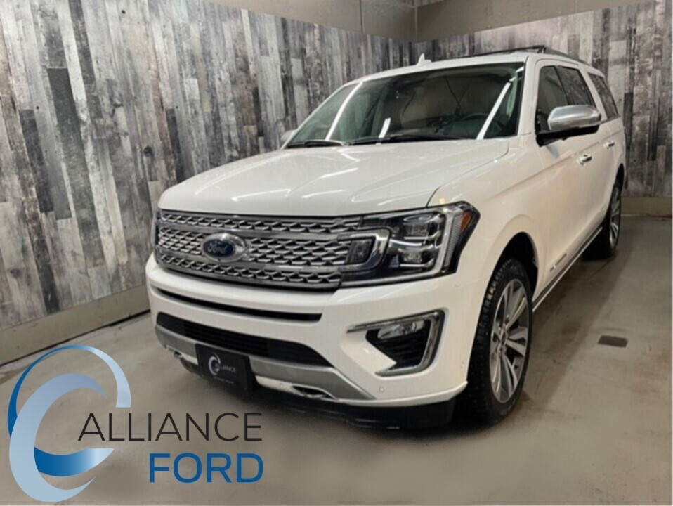 2020 Ford EXPEDITION MAX  - Alliance Ford