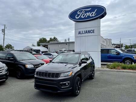 2018 Jeep Compass North for Sale  - 21202A  - Alliance Ford