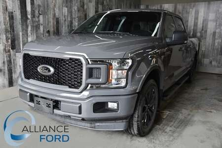 2020 Ford F-150 XLT 2WD SuperCrew for Sale  - 20094  - Alliance Ford