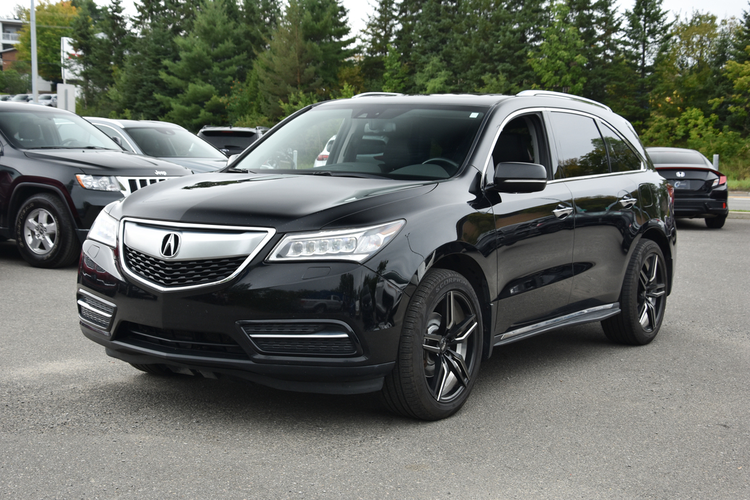 2014 Acura MDX  - Alliance Ford