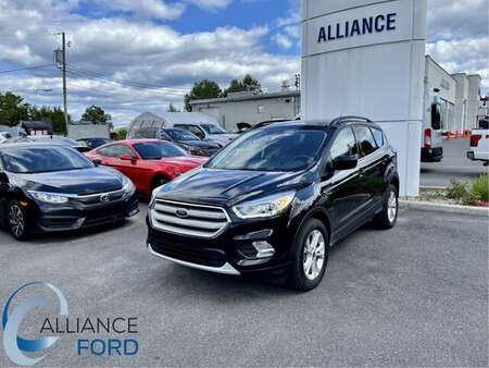 2019 Ford Escape SEL 4WD for Sale  - 21151A  - Alliance Ford