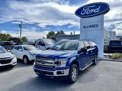2018 Ford F-150 XLT  - C3607  - Alliance Ford