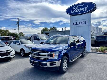 2018 Ford F-150 XLT for Sale  - C3607  - Alliance Ford