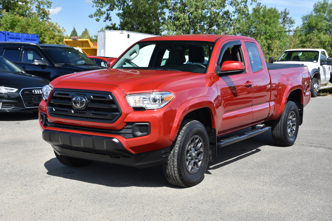 2018 Toyota Tacoma  - Alliance Ford