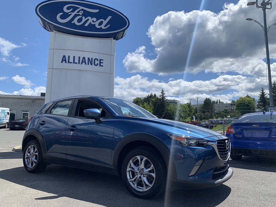 2018 Mazda CX-3  - Alliance Ford