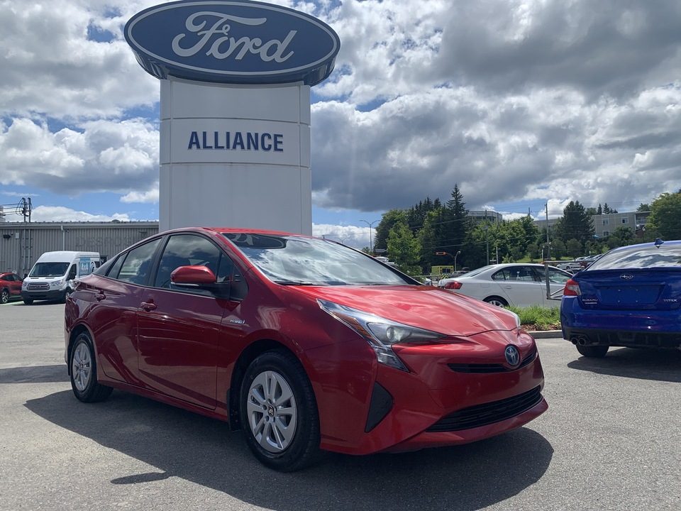 2017 Toyota Prius  - Alliance Ford