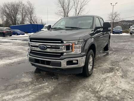 2018 Ford F-150 XLT 4WD SuperCrew for Sale  - C3412  - Alliance Ford