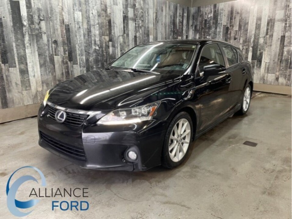 2011 Lexus CT 200h  - Alliance Ford