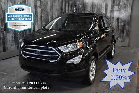 2018 Ford EcoSport SE 4WD for Sale  - MT-318626  - Alliance Ford