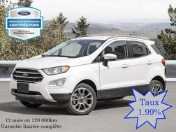 2018 Ford EcoSport Titanium 4WD  - 318525  - Alliance Ford