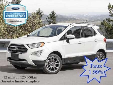 2018 Ford EcoSport Titanium 4WD for Sale  - 318525  - Alliance Ford