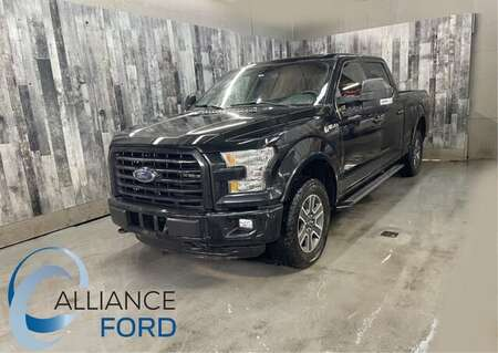 2015 Ford F-150 XLT 4WD SuperCrew for Sale  - C3526A  - Alliance Ford