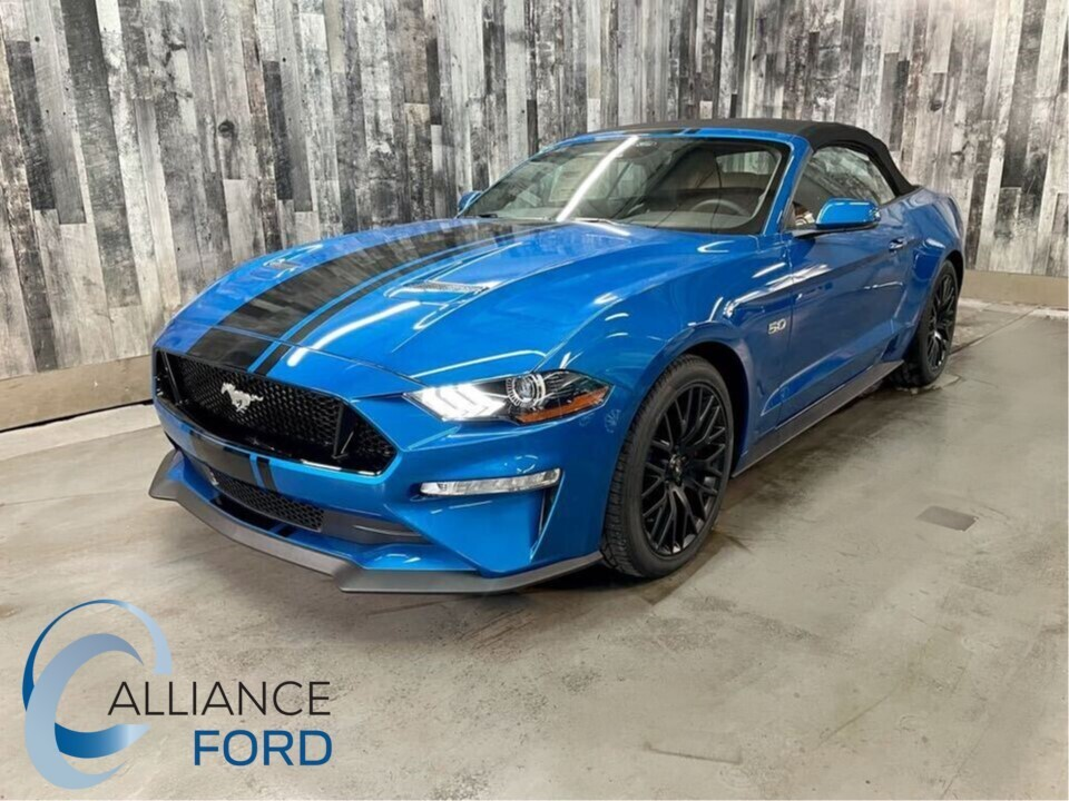 2021 Ford Mustang  - Alliance Ford