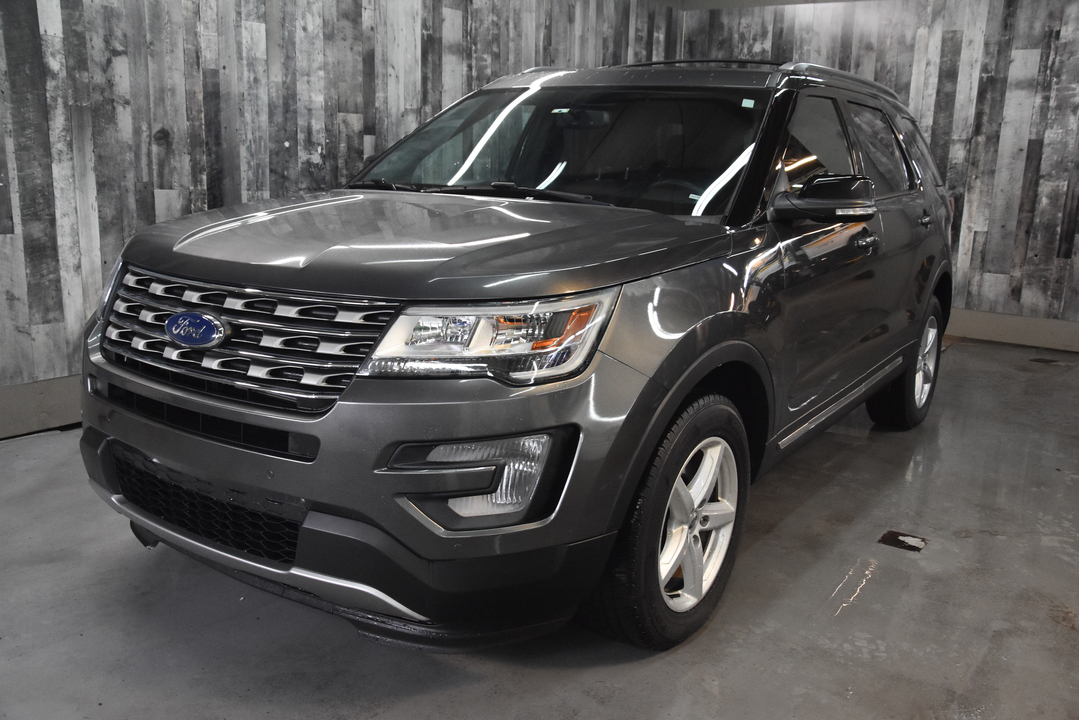 2017 Ford Explorer  - Alliance Ford