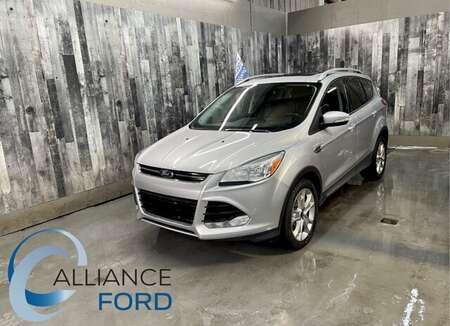 2016 Ford Escape Titanium 4WD for Sale  - D0037A  - Alliance Ford