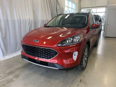 2020 Ford Escape Titanium Hybrid for Sale  - 20368  - Alliance Ford