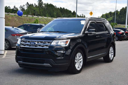 2018 Ford Explorer XLT 4WD for Sale  - 18078A  - Alliance Ford