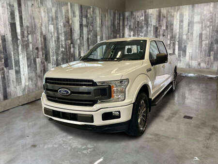 2019 Ford F-150 XLT 4WD SuperCrew for Sale  - C3532  - Alliance Ford