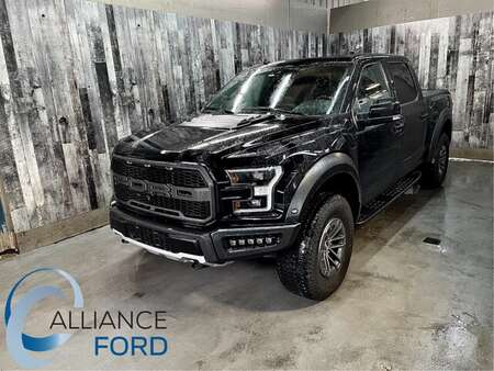 2019 Ford F-150 Raptor 4WD SuperCrew for Sale  - D0081  - Alliance Ford