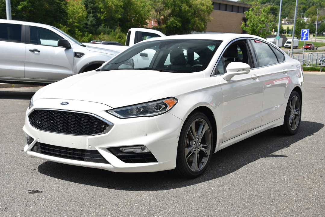 2018 Ford Fusion  - Alliance Ford