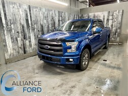 2017 Ford F-150 Lariat 4WD SuperCrew  - D0097  - Alliance Ford