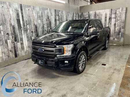 2019 Ford F-150 XLT 4WD SuperCrew for Sale  - D0098  - Alliance Ford