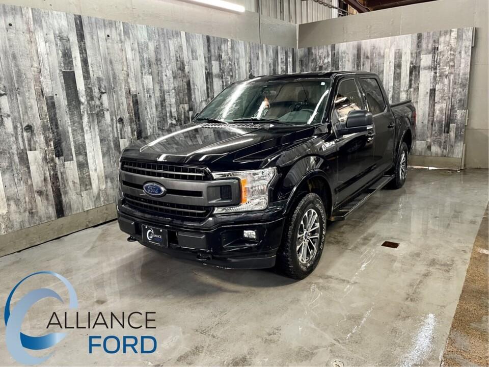 2019 Ford F-150  - Alliance Ford