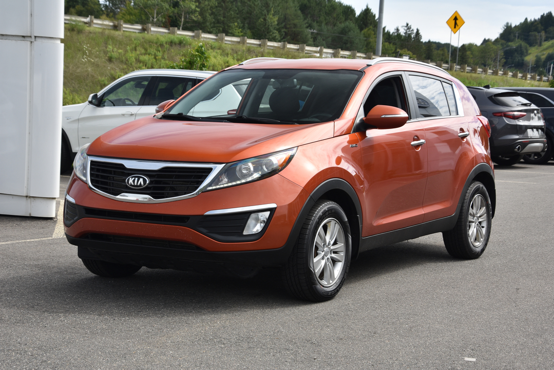 2013 Kia Sportage  - Alliance Ford