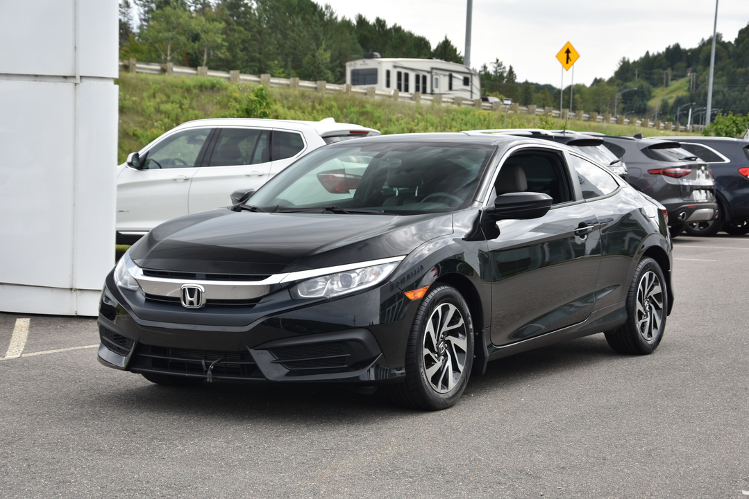 2016 Honda Civic Coupe  - Alliance Ford