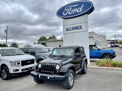 2013 Jeep Wrangler Sport  - D0075A  - Alliance Ford