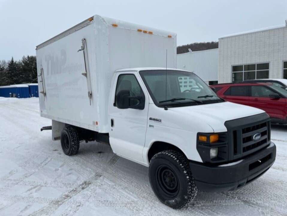 2012 Ford Econoline Commercial Cutaway  - Alliance Ford